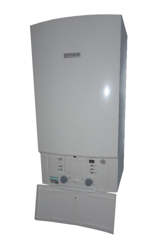 Bosch Condens 7000 W  ZWBR 35-3 A - Конденсационный  двухконтурный котел 0