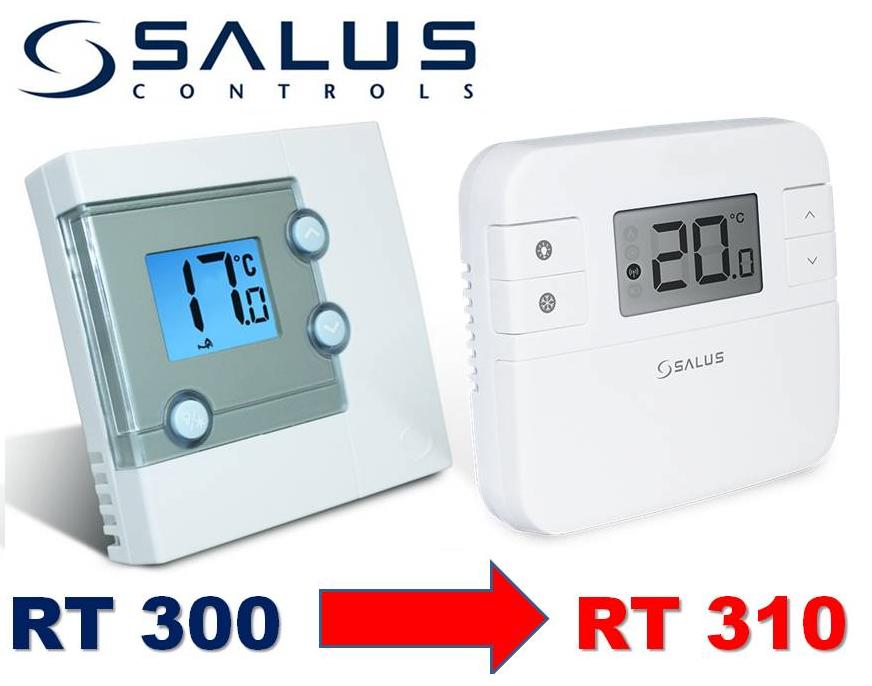 Salus RT310 комнатный термостат для котла 0