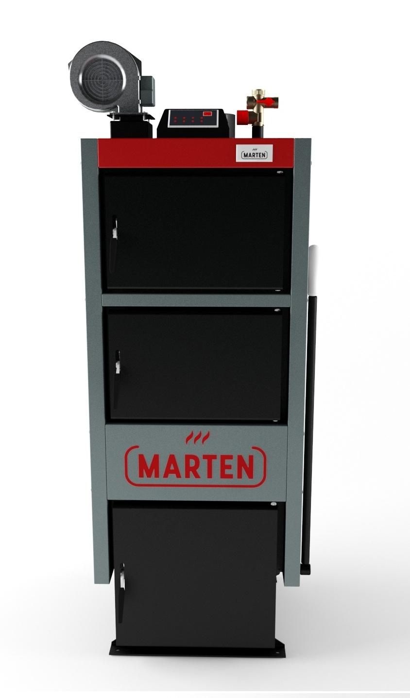 Твердотопливный котел Marten Comfort MC 20 0