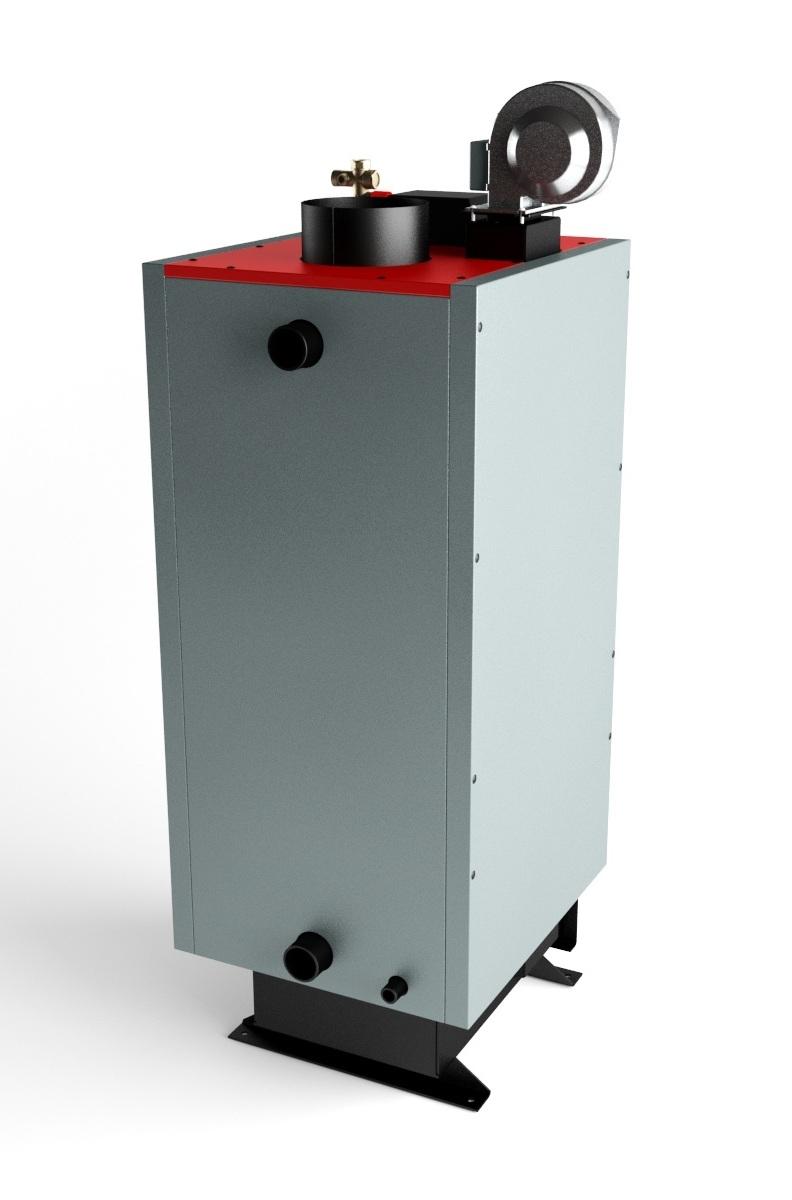 Дровяной котел 40 кВт - Marten Comfort MC 40 2