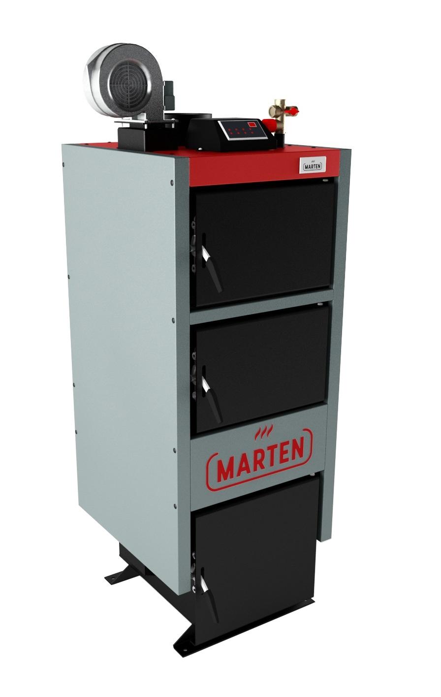 Дровяной котел 40 кВт - Marten Comfort MC 40 3
