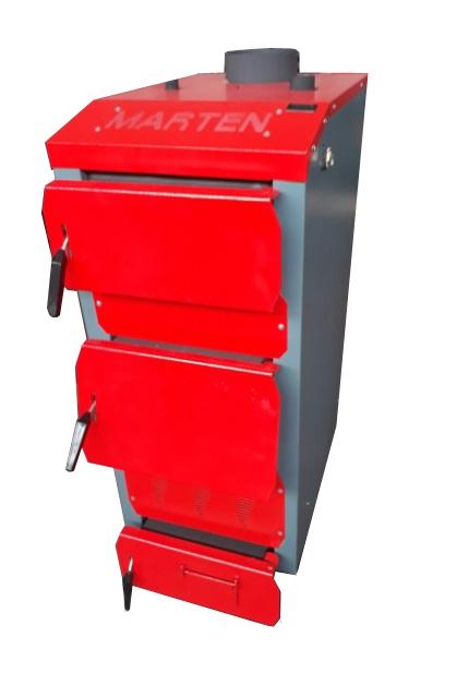 Твердотопливный котел Marten Praktik MP-20 2