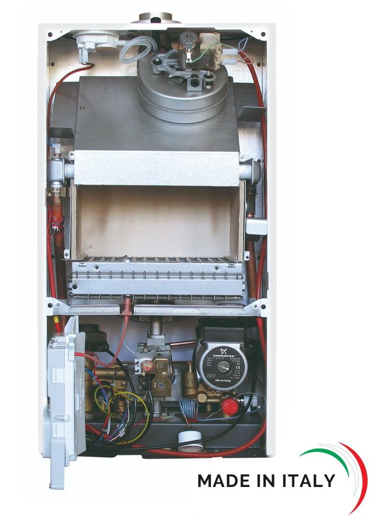 Газовый котел baxi ECO 4s 18 F 2