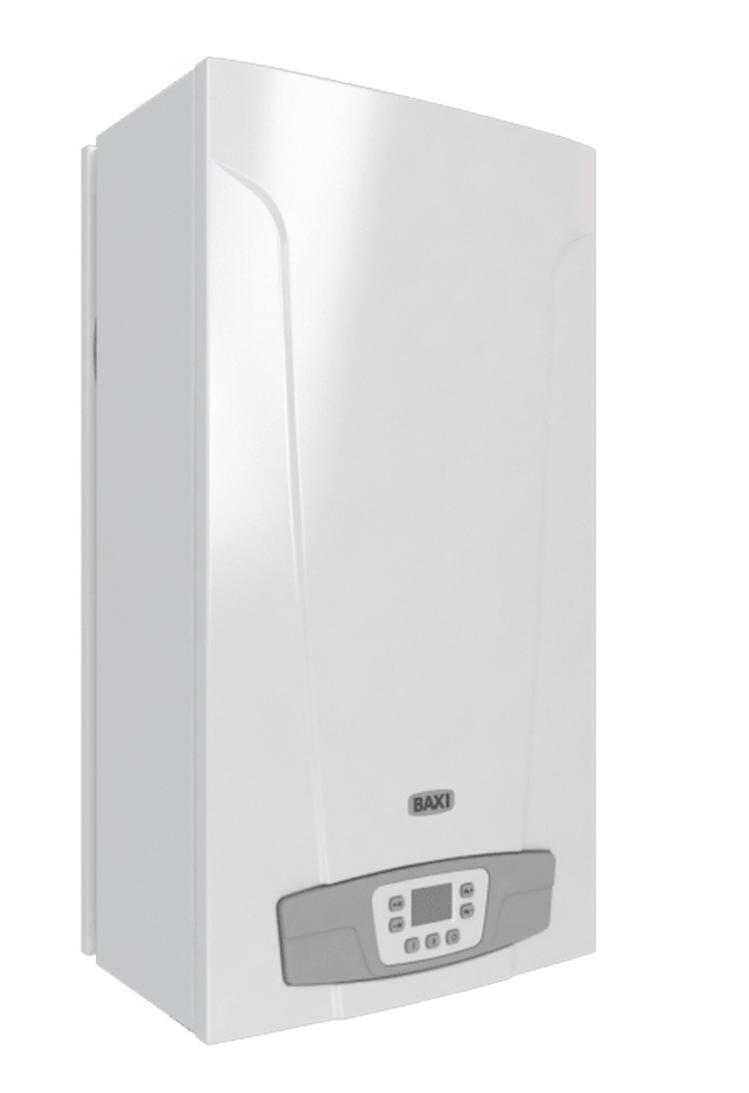 Дымоходный котел baxi ECO 4s 24 3