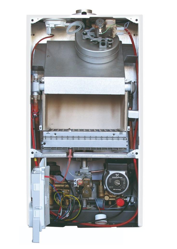 Дымоходный котел  baxi ECOFOUR 1.240 i 0