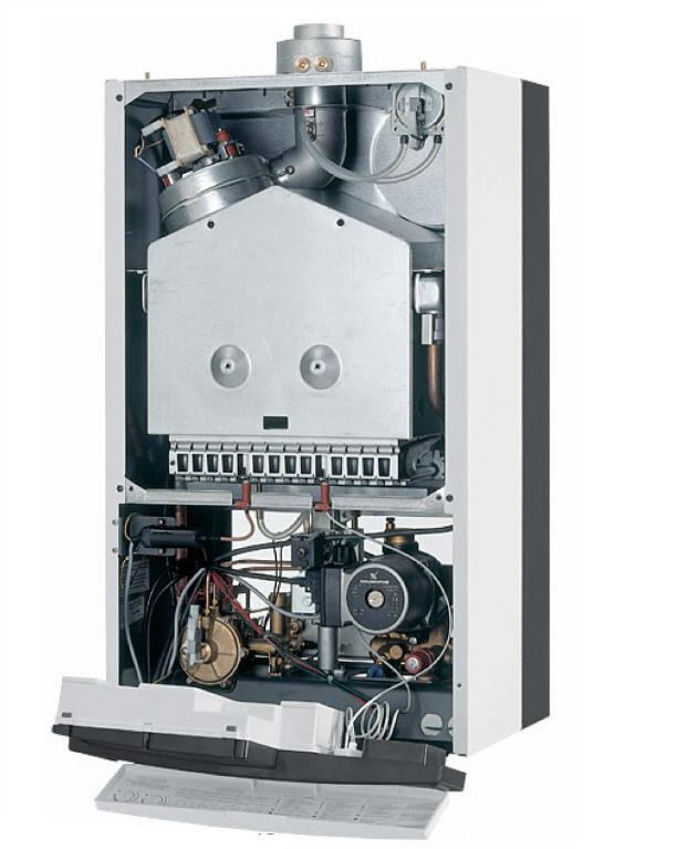 Котел газовый baxi LUNA3 240Fi  4