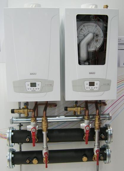 Конденсационный котел DUO-TEC COMPACT 24 GA 2