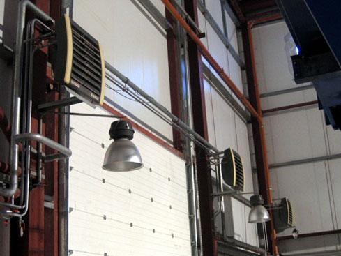 Proton EC 15 воздухонагреватель 20 кВт 3