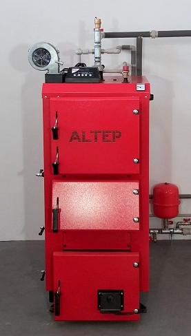 Котел твердотопливный Altep Classic 16 кВт 0