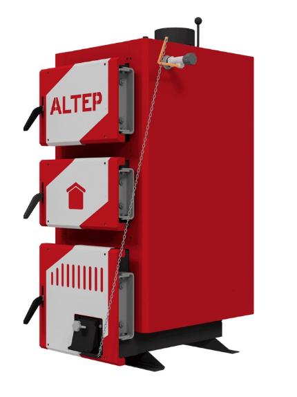 Котел твердотопливный Altep Classic 16 кВт 4