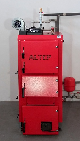 Твердотопливный котел Altep Classic 20 кВт 0