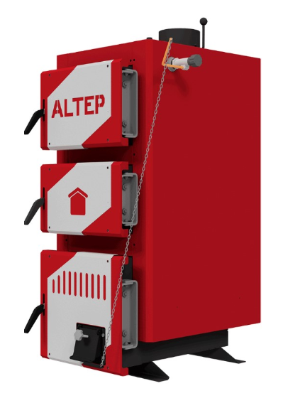 Твердотопливный котел Altep Classic 20 кВт 4