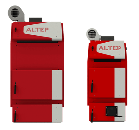 Котлы на дровах Altep Trio Uni plus 30 кВт 0