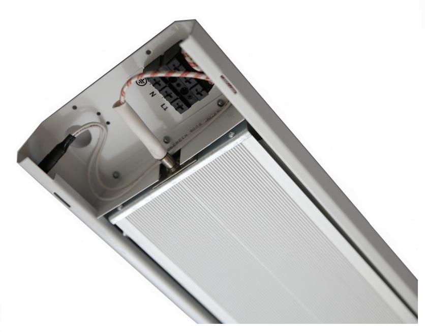 Потолочные обогреватели Теплов Б 1000 2