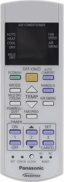 Panasonic CS/CU-UЕ18RKD кондиционер 0