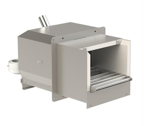 Пеллетная горелка Air Pellet Ceramic 300 кВт 1