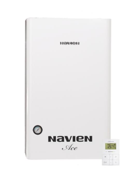 Navien ace atmo- 13k двухконтурный котел с атмосферной горелкой 3