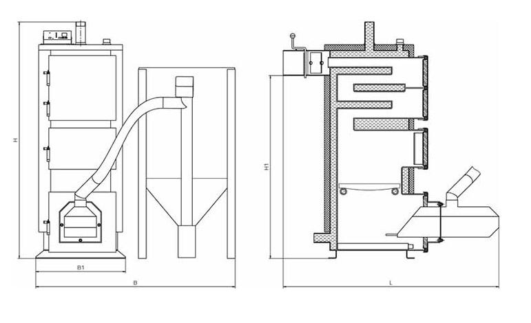 Модульная котельная на пеллетах 0