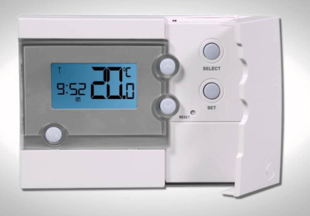 Беспроводной программатор температуры для котла Salus RT500RF 2