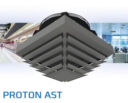 Proton AST 15 воздушно отопительный аппарат 20 кВт 0