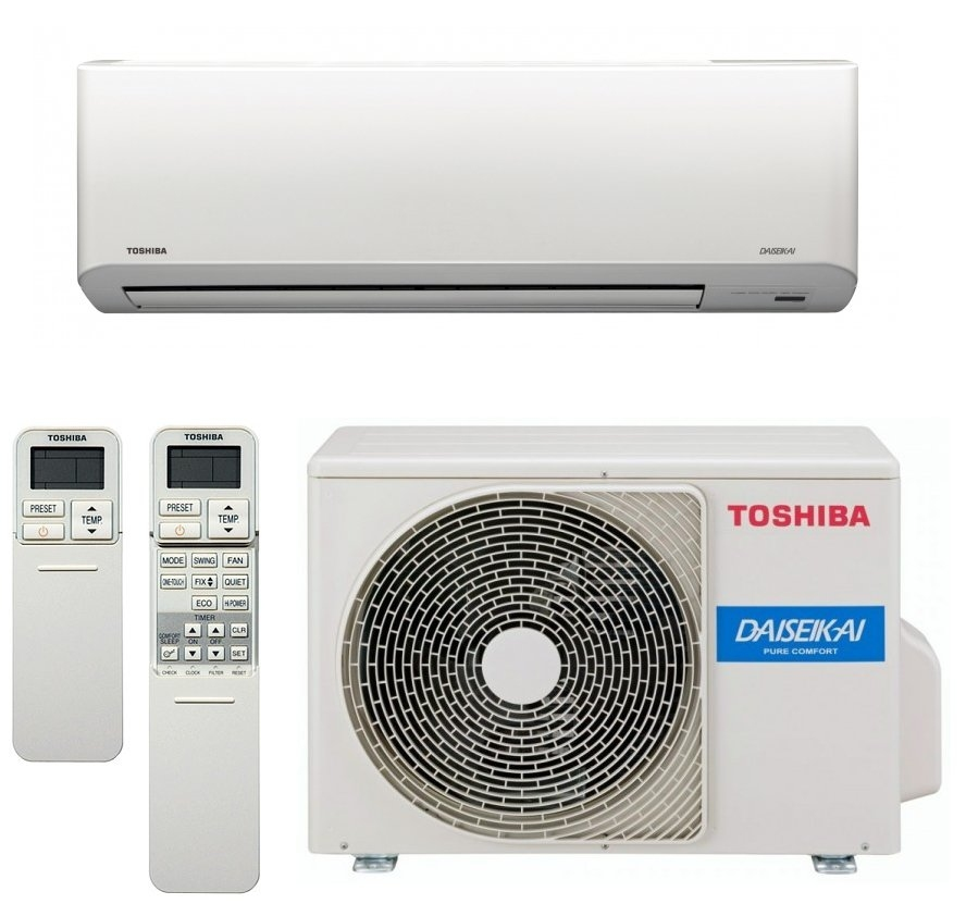 ToshibaRAS-18N3KVR-E/RAS-18N3AV-E кондиционер 0