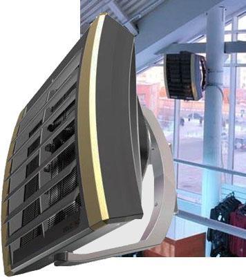 Volcano VR-2 воздухонагреватель 60 кВт 0