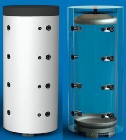 STSOL PSK 1000 бак аккумулятор 1000 литров 2