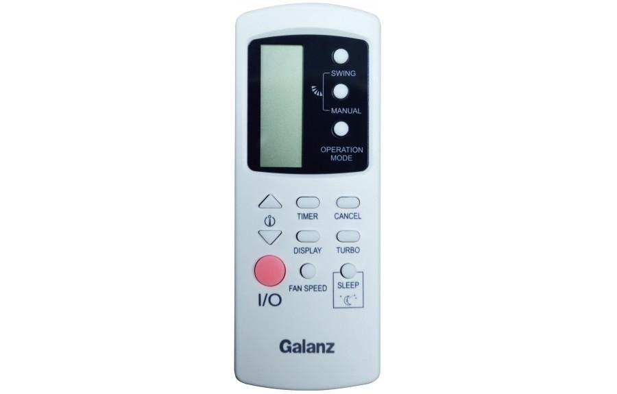 GALANZ GIW12RG24/OW12R кондиционер 0