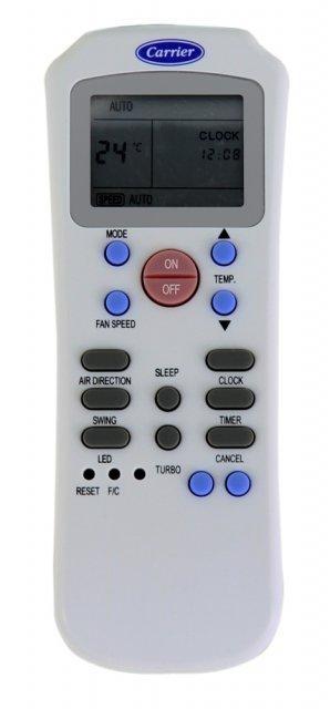 Carrier 42QCR009713E/38QCR009713E кондиционер 2
