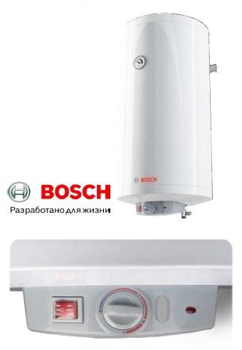 Bosch  Tronic 4000 T ES 50-5 M O WIV-B | Бойлер на 50 литров 0
