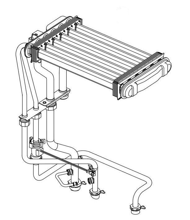 Buderus Logamax U052-28K - газовый двухконтурный 2