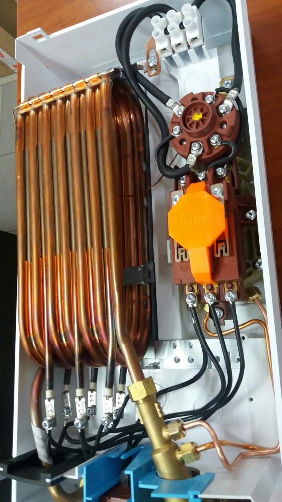 Электрический проточный водонагреватель Bosch TR 1100 24B 5