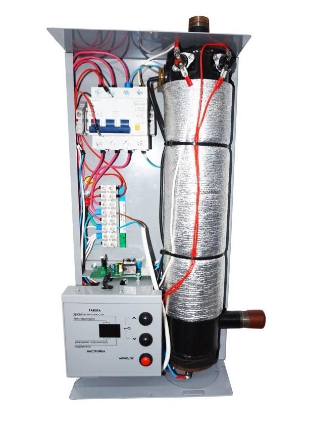 Электрический котел отопления Джоуль JE-7,5 2