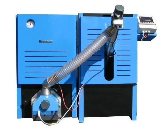 Пеллетные горелки ОКСИ мощностью 30 кВт 4