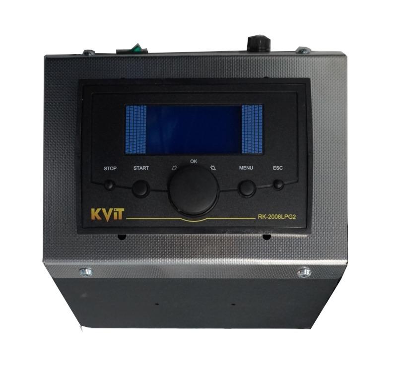 Kvit Optima Prom 200 - пеллетная горелки для твердотопливного котла 0