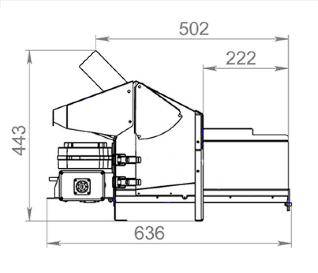 Факельные горелки AIR PELLET Ceramic 40 кВт 0