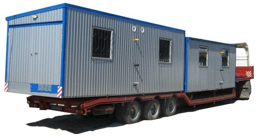 Транспортабельная котельная на дровах и угле 2