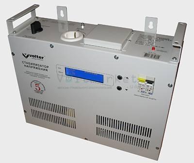 Однофазный стабилизатор напряжения Volter СНПТО Smart-5,5 0