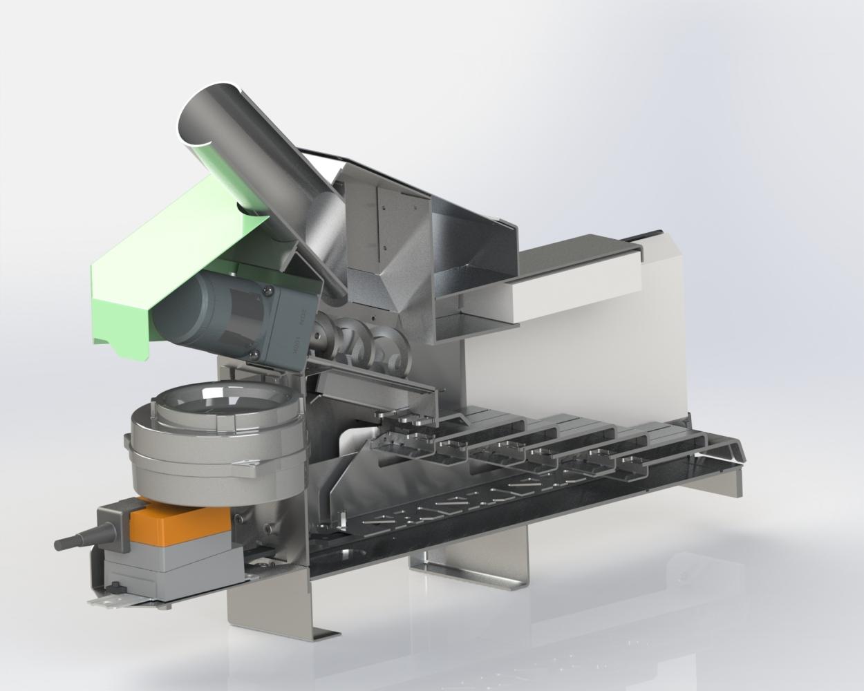 Факельные горелки AIR PELLET Ceramic 40 кВт 2
