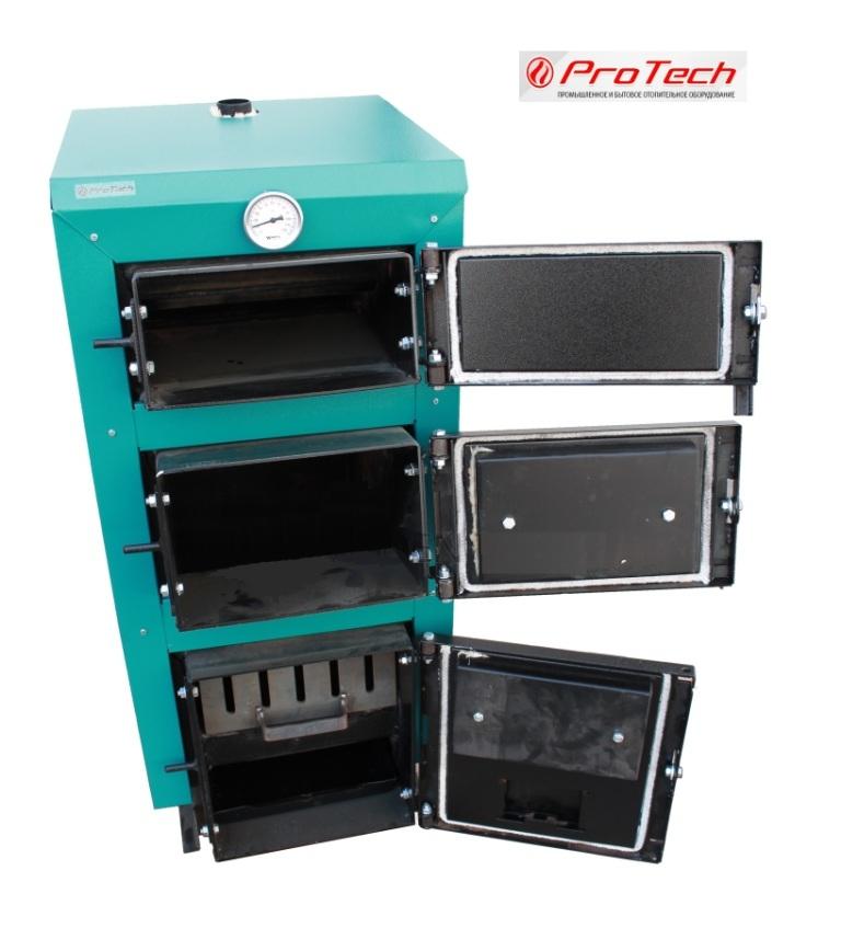 ProTech TT 20 EKO Line котел твердотопливный 20 кВт 2