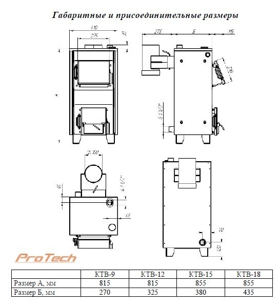 PROTECH ТТП-12С LUX 4