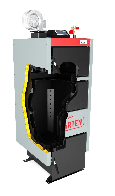 Отопительный котел 80 кВт - Marten Comfort MC 80 3