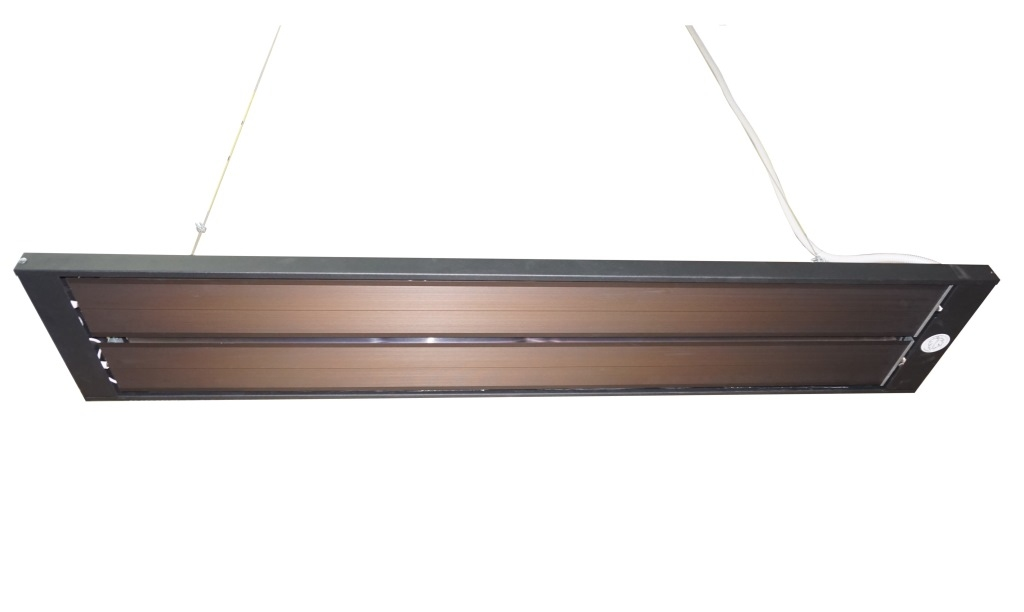 Инфракрасный обогреватель Билюкс Б 1350 черный 1