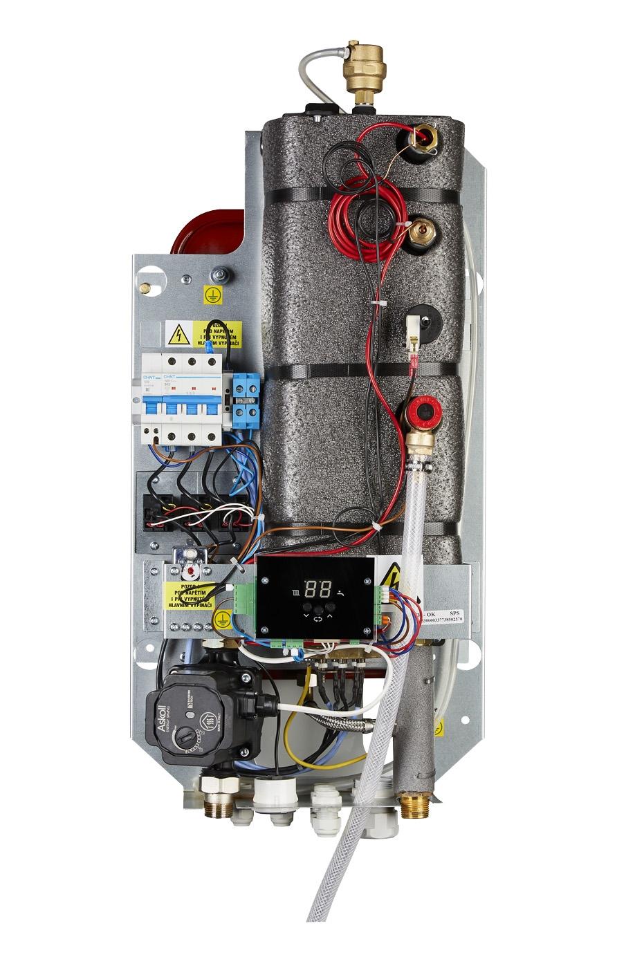 Электрический котел Bosch Tronic 3500 H 9 кВт 2