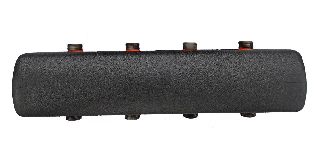 Распределительный коллектор на 3 контура КР-К-Т-50-3 1