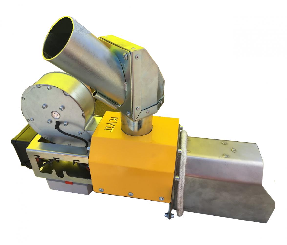 горелка для автоматической подачи Kvit Lyuta 27 кВт 2