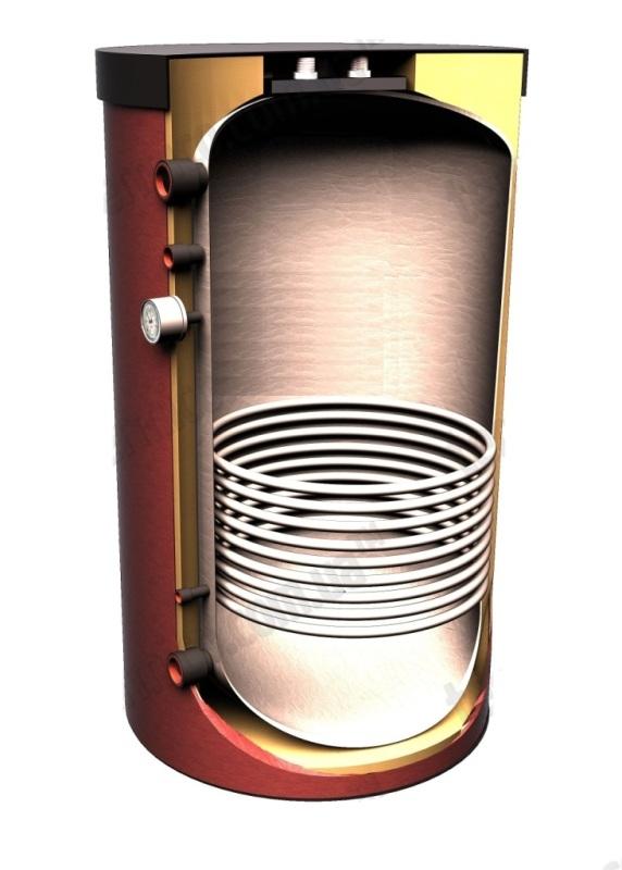 Бак аккумулятор Термико 1050 литров 4