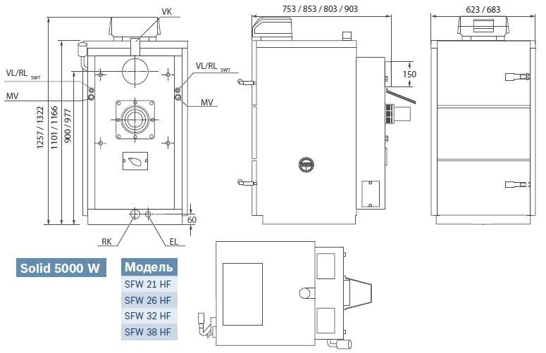 Bosch Solid 5000w SFW 26 HF 4