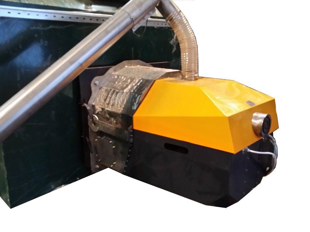 Пеллетные горелки ОКСИ мощностью 30 кВт 3