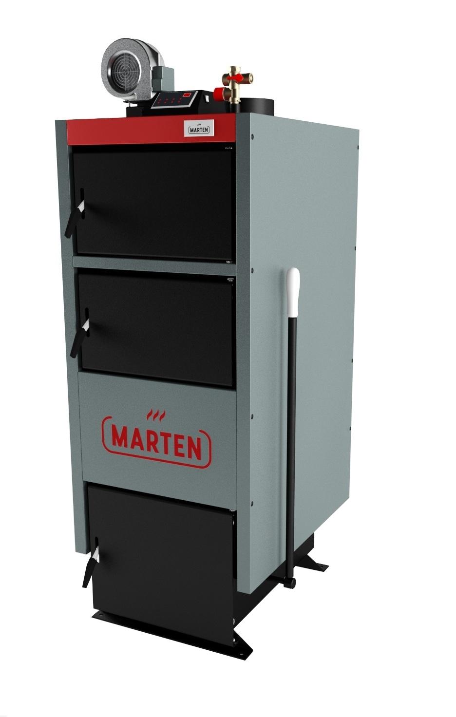 Котлы на твердом топливе Marten Comfort MC 50 3